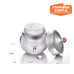 Kem WHOO LàmTrắng Da Dưỡng Ẩm Da Cao Cấp - Whoo Gongjinhyang Seol Radiant White Moisture Cream