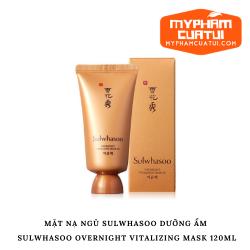 Mặt nạ ngủ dưỡng ẩm Sulwhasoo Overnight Vitalizing Mask 120ml
