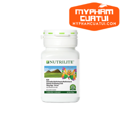 Vitamin và Khoáng chất tổng hợp Nutrilite (60 viên/lọ) - Trẻ em