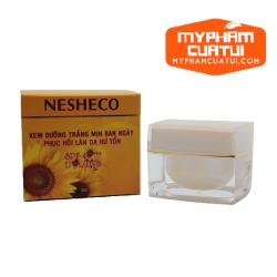Kem NESHECO vàng dưỡng trắng da phục hồi hư tổn 30g